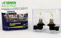XENCN HB3 9005 12V 100W 2300K Gloden Yellow Light Daytime Running Light Car Bulbs Brand Wide Product Range Halogen Headlight