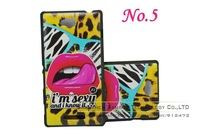 Personality Custom Print Hard Case Cover for Sony Xperia Z1 L39H