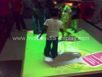 Interactive Floor display for Kindergarten, Kid Game,Children's Education etc (full version)