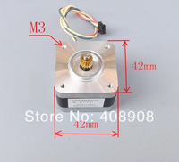 CNC Nema 17 Stepper Motor 5V 1.2A 2-phase 4-wire 2.6kg.cm 1.8 Degree 3D Printer free shipping