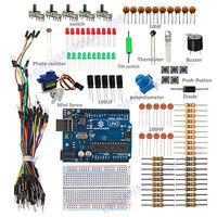 SunFounder Uno R3 Sidekick Basic Starter Kit For Arduino Mega2560 Mega328 Nano