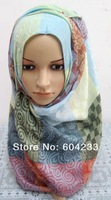 CJMR02 hot sale fashion large size long islamic hijab for muslim lady,free shipping,assorted colors