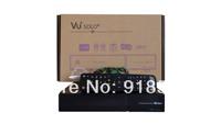 free shipping vusolo2 Linux reciever Vu+ solo2 twin tuner decoder vu solo 2 CPU 2 dvb-s2 tuner STB digital satellite tv recever