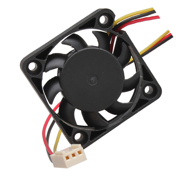 3 Pin 40mm Computer CPU Cooler Cooling Fan Fans PC 4cm 40x40x10mm DC 12V(China (Mainland))