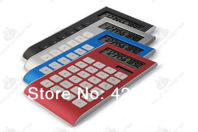 promotional calculator, calculator, solar power calculator, can be custom logo from 10pcs HE-14()