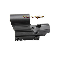 Funpowerland Tactical 4 Type Reticle Reflex Red Green Dot Sight