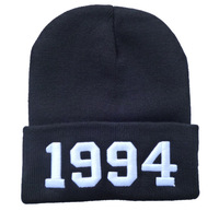 Goods Quality!>>>1994 Beanie by Yourfashionista,Hat,JB,BEANIE.RED.BLACK.1994, embroidery,where to get.