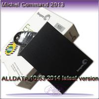 1000GB Original Brand hard Disk  2014 ALLDATA 10.53 + Mitchell+ Autodata3.38+ELSA+B.osch ESI+Vivid+ECM2001+ECUsafe+Winols+iAD100