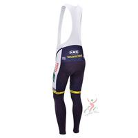vacansoleil 2013 team cycle BIB pants trousers Winter Fleece Thermal Cycling bike Full Length stretch tight biking Wear