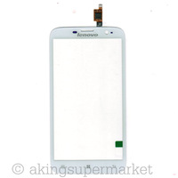 """Free Postage Registered Air Mail 5.5"""" Capactive Touch Screen Touchscreen for Lenovo A850 Cell Phone White"""