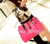 Lady Handbag Shoulder Bag Tote Purse New Fashion PU Leather Women Messenger Hobo B0163