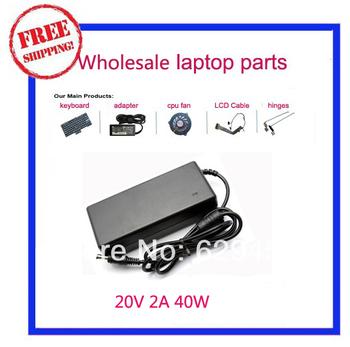 20 В 2A 40 Вт универсальный адаптер переменного тока зарядное устройство для msi ...