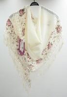 New 2014 Fashion Women Woolen Print Tassel Pendant scarves/winter scarf/cotton scarfs Shawl & Wraps hot sale