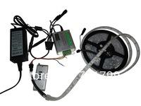 5m DC5V IP68 30leds/m INK1003 led pixel srip+LED-2014-X controller+12V/4A power adaptor lighting kit