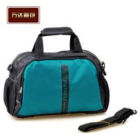One shoulder big capacity sports  travel luggage bag sports gym messenger bags
