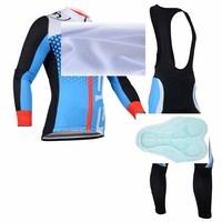 Hot sale/New Arrival/2014 CAS03 Long Sleeve Bike/ Cycling Jerseys+bib pants(or pants)/Cycling Suit/Cycling Wear/-WL14CAS03