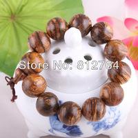 Wholesale Chinese agalloch Eaglewood beads Spiritual meditation prayer beads Buddhist rosary wrist mala bracelets 12 15 18 20mm