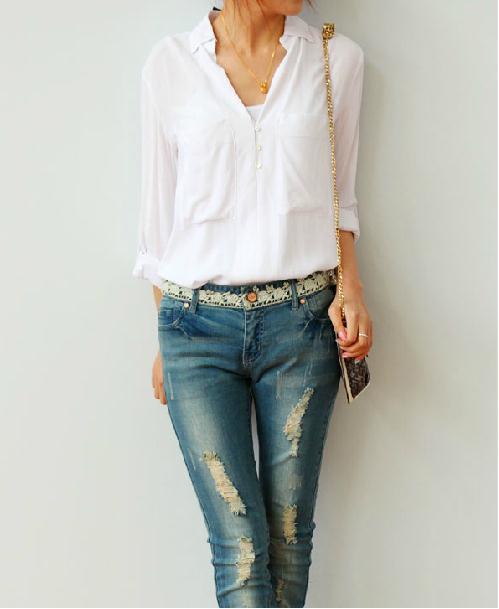 Женские блузки и Рубашки BRAND NEW atacado roupas Blusas femininas женские блузки и рубашки summer blouse blusas femininas 2015 roupas s