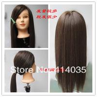 free shipping Wholesale Hair maker headform head model mannequin head doll head high temperature wire mannequin head