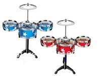 Free CN Shipping New Kids Gift Children Toys Drum Set Musical Instruments Drum Kit