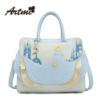 Artmi2014 women's princess handbag sweet the trend of fashion messenger bag