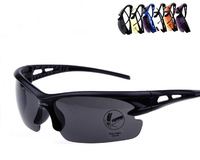 Explosion men's sports sunglasses mirror mirror windproof cycling sunglasses