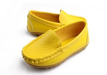 Опт и розница в осень и весна 2015 детская обувь мальчиков и девочек, лодка обувь бесплатная доставка