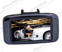 "Ambarella 2.7"" LCD Screen 5M Full HD 1080P Car Camera Video  Black Box DVR Recorder BL880 Freeshipping"
