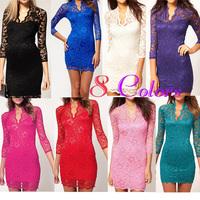 2014 Chiffon Above Knee, Mini Empire Direct Selling Promotion Party Dresses Women Dress Vestidos Casual Free Shipping Vestido