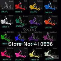 Hot! Professional Stigma Bizarre V2 Rotary Tattoo Machine Gun with 3 Stroke excenter 2 Allen Key  4pcs/lot