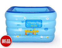 Winter paragraph thickening Large baby swimming pool infant baby inflatable