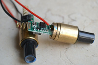 INDUSTRIAL/LAB 3VDC 532nm Green Laser 50mW Diode Module