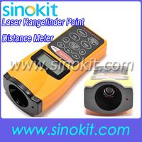 Free Shipping Durable Ultrasonic Distance Measurer,Area Volum Meter, Laser Designator STCP3007