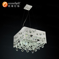 Chandelier centerpieces for weddings pendant lamp modern chandeliers & pendant lights L400X400mm  H:500mm to 1000mm  OM88034 -40