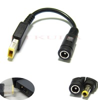 5.5mm to New Charger converter Cable Adapter For Lenovo ThinkPad X1 Carbon X240