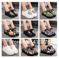 free shipping Harajuku platform shoes platform shoes 2014vivi women's shoes single shoes fashion