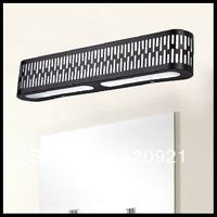 Modern LEDmirror lamp 420mm led mirror cabinet iron mirror light fashion led lighting lamps wall mirror wall lighting fixture