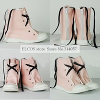 Kairi Shoes (A300) from Kingdom Hearts  as  Halloween Cosplay Shoes