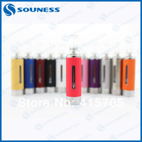 5pcs/lot MT3 Atomizer EVOD Clearomizer Electronic Cigarette Atomizer 2.0ml MT3 Vaporizer E Cigarette Kit MT3 Clearomizer (5*MT3)