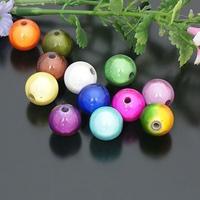 1000pcs Mix Acrylic Beads Dream Round 4mm Jewelry accessory