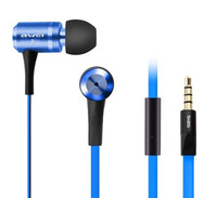 High quality Awei S120i  In-ear 3.5mm earphone with Mic Metal Headsets super bass For cell phone computer Phone
