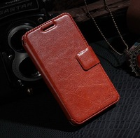 5pcs/lot  For oppo n1 Leather Pouch Cover Case Free Shipping