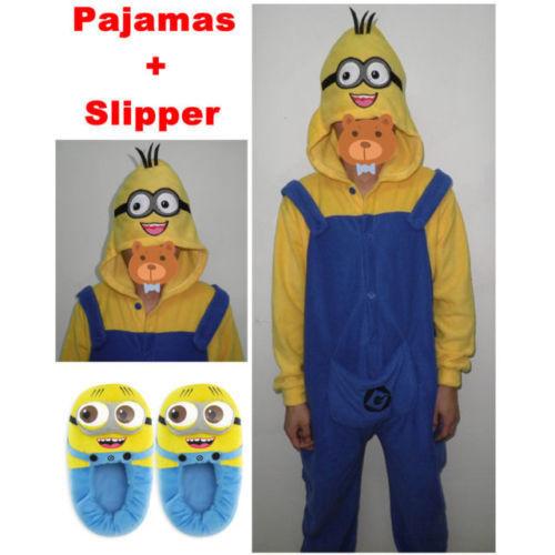 shopping guides minion pajamas adult