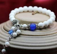 A106,Top quality,gentlewoman fashion new natural white giant clam bead women bracelet ,Valentine's Day lover gift,free shipping