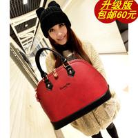 2013 fashion brief ladies fashion trend of the elegant ol bag shell handbag bags  Free shipping