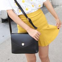 2014 fashion vintage women's casual messenger bag messenger bag small bag female bags  Free shipping