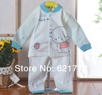 Free shipping new 100% cotton newborn clothes for girls infant baby clothes infant underwear