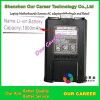 Brand New Original BaoFeng UV-5R battery 2 way radio battery BL-5 1800mAh 7.4V Li-ion battery for UV-5R series