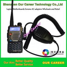 Brand New Original BaoFeng Mic Microphone  2-way Radio Speaker Mic for UV-5R  series UV-3R Walkie Talkie mini speaker Microphone