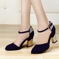 Guciheaven 2014 new women's fish head shoes, Rhinestone Sandals ,Casual Shoes,everyday casual women high heels